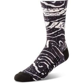 Dakine Booker Socks lava tubes